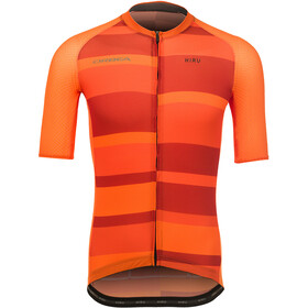 Orbea Light Shortsleeve Jersey Men, orange